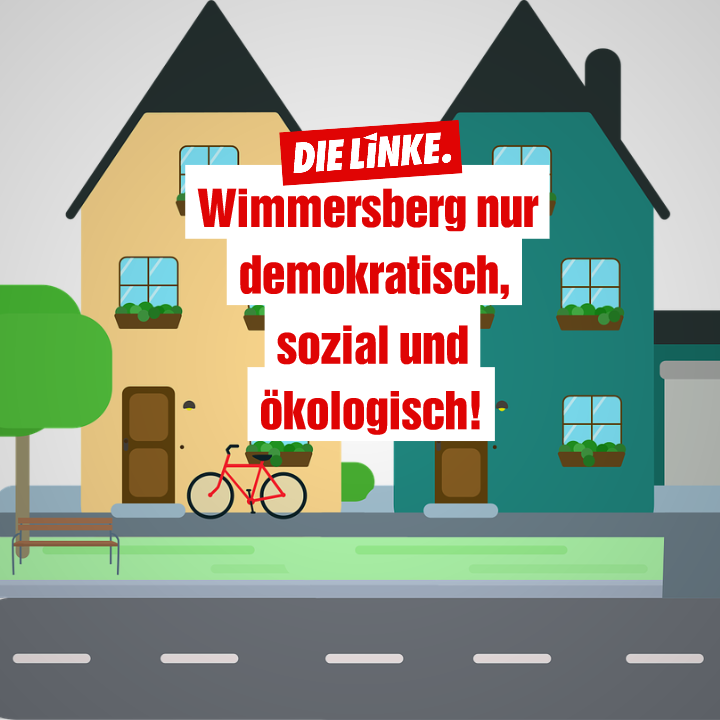 Wimmersberg demokratisch, sozial, ökologisch