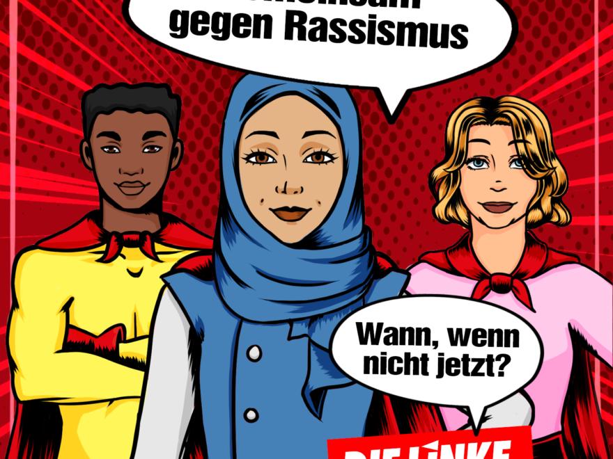 Die Linke Erkrath tritt bei der Wahl für den Integrationsrat an.